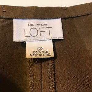 Ann Taylor Other - Ann Taylor Pant suit/Ankle